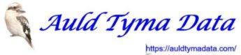 Auld Tyma Data Logo with URL 1 cm